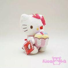 Boneka Hello Kitty Asli Berlisensi Sanrio Jepang Barang Istimewa