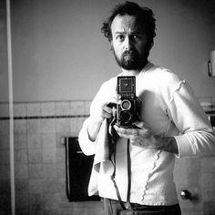 Arthur Elgort 1980s Selfie