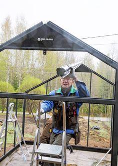 Ohjeet kasvihuoneen pystytykseen | Meillä kotona