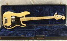 Fender Precision 1979 #vintageandrare #vintageguitars #vandr