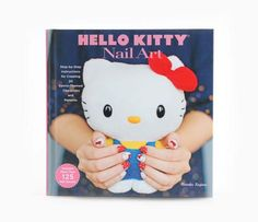 Hello Kitty Nail Art Book: Hardcover