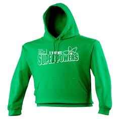 123t USA Screw Your Lab Safety I Want Super Powers Funny Hoodie