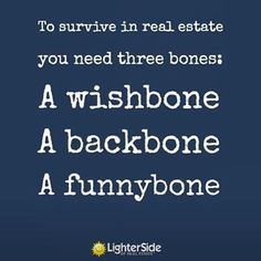 Love this :) #realestate #lightersideofrealestate #coloradosprings #realtor : @capecodproperties