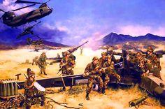 Artillery Raid, First Gulf War