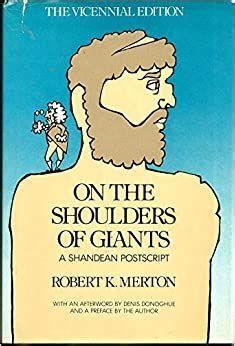 """~** [PDF] On The Shoulders Of Giants A Shandean Postscript Livre Télécharger GRATUIT ~** """"* [PDF] On The Shoulders Of Giants A Shandean Postscript *"""" , """"*READ ONLINE Ebook ON THE SHOULDERS OF GIANTS A SHANDEAN POSTSCRIPT *"""""""