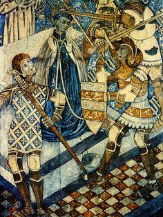 1170 The murder of St Thomas a Beckett.
