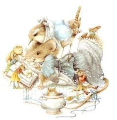 images of Vera the mouse by Marjolein Bastin | Vera The Mouse Artist Marjolein…