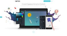 Ceros is an experiential content creation platform that empowers marketers and designers to create engaging, interactive, and immersive content experiences. Marketing Software, Content Marketing, Video R, Website Header, Website Design Inspiration, Experiential, Case Study, Storytelling, Cool Designs