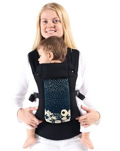 b32de7bd3bf Beco Gemini Baby Carrier - Twilight by Beco Baby Carrier Multiple carry  positions - front facing in