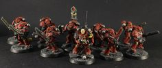 blood angels despoiler squad