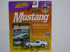 Johnny Lightning Mustang Illustrated Collectibles White Tornado Ford Mustang Johnny Lightning http://www.amazon.com/dp/B009NKT0RC/ref=cm_sw_r_pi_dp_IZTKwb15ZECKE