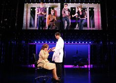 Valium's my favorite color. How did you know?  Next to Normal. <3