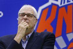 North Dakota: Phil Jackson (11-time NBA champion coach, current Knicks executive)