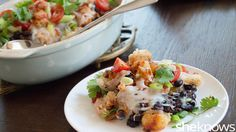 Dinner shortcut: Use tater tots for a super-easy Tex-Mex casserole the whole family will devour