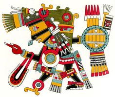 tezcatlipoca dios de los dioses aztecas
