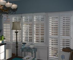 The Traditional Shutter Company | Interior Plantation Shutters