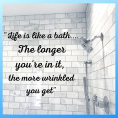 Shower Rods, Shower Liner, Orange Bathrooms, Mold And Mildew, Small Bathroom, Chrome, Collections, Bright, Decoration
