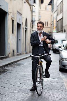 On the Street…Simone, Florence