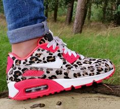 Nike Air Max 90 pony hair
