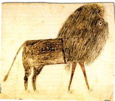 Lion by mennello museum, via Flickr