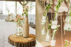 Decoração de casamento simples. Fotos incríveis para inspirar!