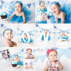Cake Smash - Natalie Chiu Photography