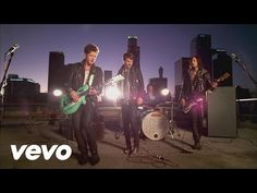 "Hot Chelle Rae - Tonight Tonight - YouTube  (Great dance workout song--and some of us ""white kids"" can dance.)"