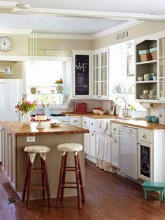 7 Solution for small kitchen design | Architecture Interior and Home Design