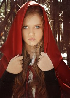 Red Riding Hood 7 by ~BarbaraMincedmeat on deviantART