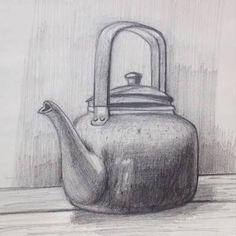 """Résultat de recherche d'images pour """"karakalem çaydanlık"""""""