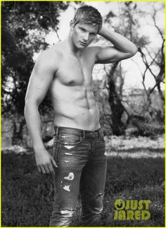 Alexander Ludwig: Shirtless 'Abercrombie & Fitch' Campaign! | alexander ludwig shirtless abercrombie fitch campaign 01 - Photo