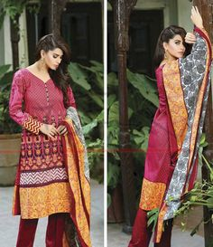 Dahlia Embroidered Suit Collection SCB_17