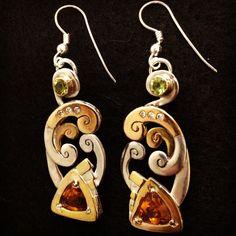 Custom Made Earrings by MW Jewerly Design