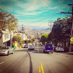 The noon time in San Francisco - @sasina- #webstagram