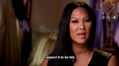 New party member! Tags: tv work reality reality tv throwback thursday kimora lee simmons life in the fab lane