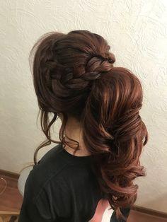 Хвост Свадебная причёска Вечерняя причёска Прическа на выпускной