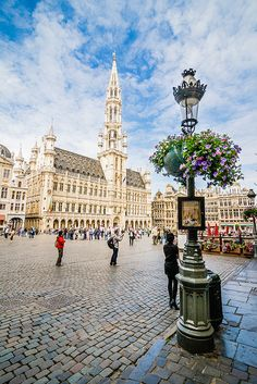 Brussels, Belgium grand palace
