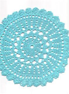 Crochet Doily Cotton Doilies Home & Wedding Decor Modern Interior Decoration £5.00