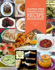 Gluten Free Thanksgiving Round Up