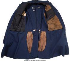 Rare Civil War Artillery Enlistee's Frock Coat... Military & | Lot #52303 | Heritage Auctions