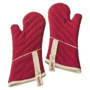 Need new oven Mitts, Pot Holders, Trivets in RED