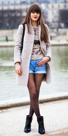 Quer aproveitar as peças do verão no inverno? Gloria Kalil ajuda a adaptar saias e shorts na estação mais fria   Chic - Gloria Kalil: Moda, Beleza, Cultura e Comportamento