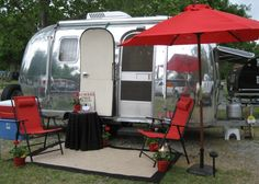1969 Airstream Caravel ~ Sparkly things catch my eye.