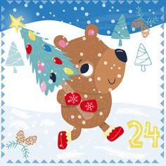 fhiona galloway illustration blog: Advent 24