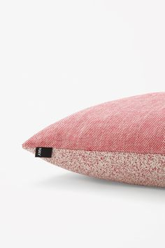 COS image 3 of HAY eclectic square cushion in Pink Bluish Light