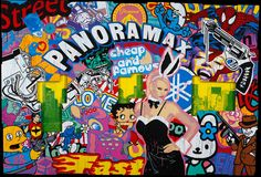Speedy Graphito: A French Street and Pop Art Legend