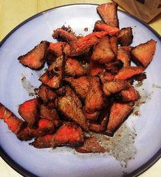 #manikinhead #food Tri-tip recipe in the comments (x-post r/steak)