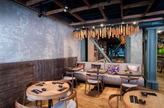 London sushi restaurant Murakami has all the elements to be a huge success…