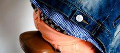 emile et ida | scotch Shrunk| Cowboys belt | Retour