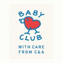 Baby Club Logo. Get this logo in Vector format from https://logovectors.net/baby-club/